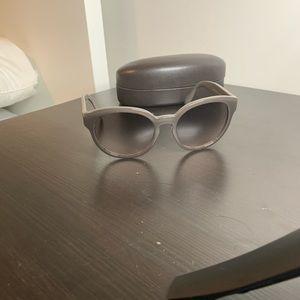 Prada AUTHENTIC grey sunglasses